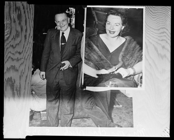 Murder-Suicide, 1954