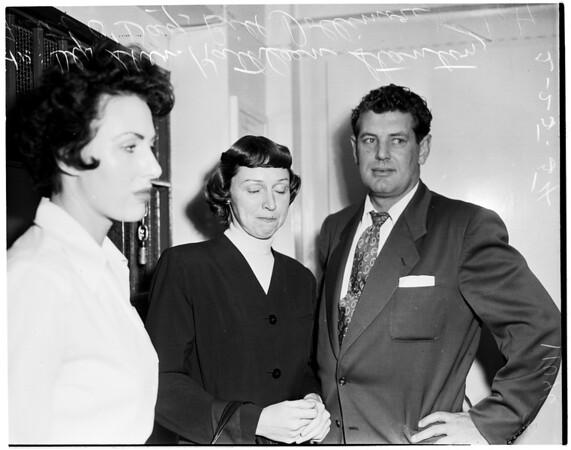 Anita O'Day jail release, 1954