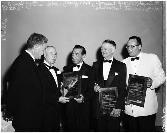 Brotherhood Awards, 1958