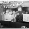 Cafe shooting (2017 West 7th Street), shooting done by E.D. Spencer and wife Nan, 1954