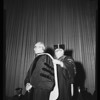 University of California, Los Angeles Charter Day, 1956