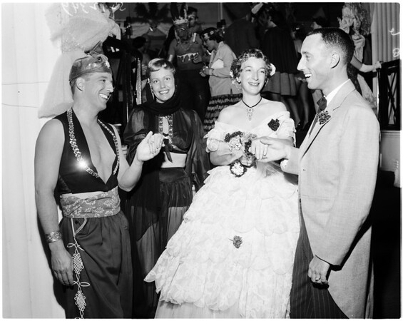 Spinster's Ball, 1958