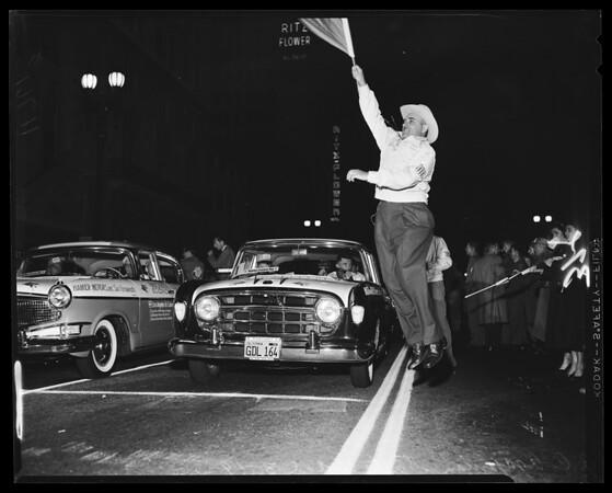 Economy run, 1956