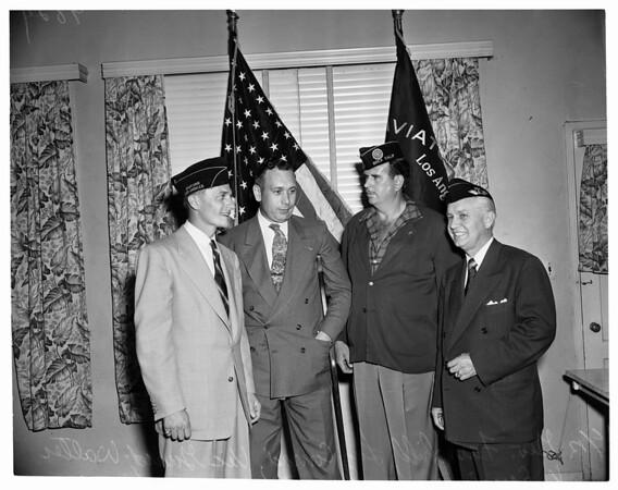 Legion at Maywood, 1953
