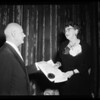 National Teacher Award, 1954