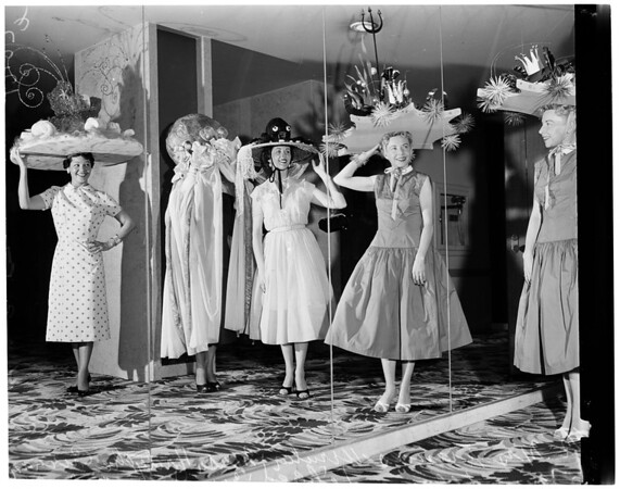 Headdress Ball, 1957