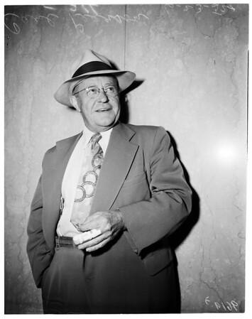 Grand Jury indictment dismissal, 1952