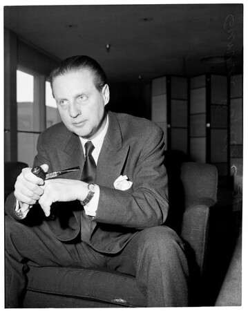 Interview, 1957