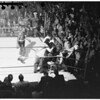Fights -- Ezzard Charles versus Jack Johnson, 1955