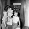 Heath reunion (Pasadena), 1954