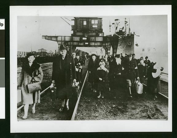 Return of the Baltic Germans, 1939