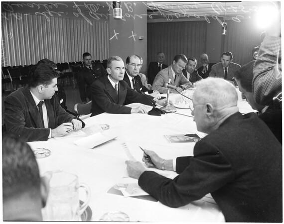 Secretary of Air Force,  1955