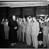 American Federation of Radio Artists Directors Take Loyalty Oath, 1951
