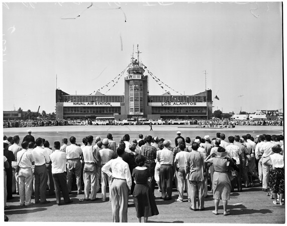 Navy Air Station, Los Alamitos (Secretary of Navy), 1955