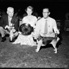 Dog show - Pasadena, 1954
