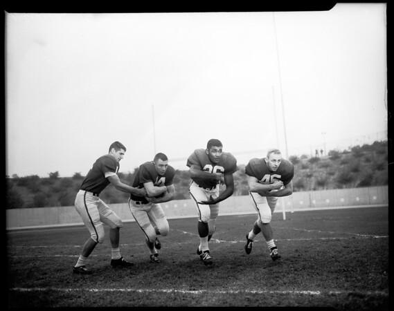 Michigan State football team, 1955