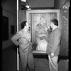Art exhibit, 1954