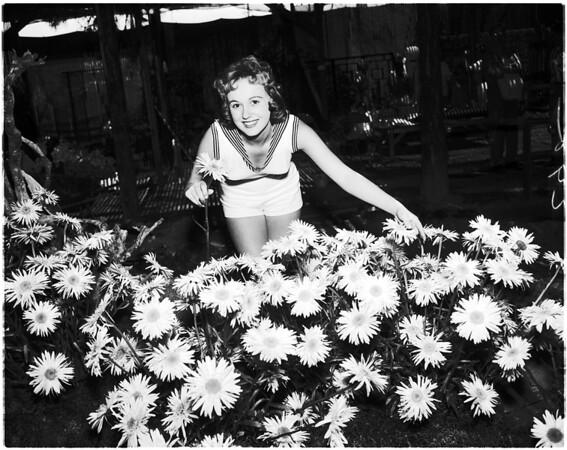 Orange County fair, 1958