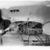 Autos -- safety -- crash test, 1954