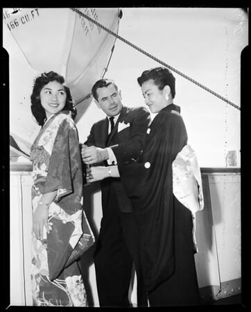 """""""Tea House of August Moon"""", 1956"""