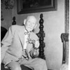 Le Compte Davis, 1954