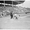 "Hollywood vs San Diego ""Baseball"", 1955"