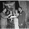 Los Angeles' Diamond Jubilee Athletes -- Los Angeles' Athlete Club, 1955