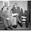 Elks convention at Statler Hotel, 1954