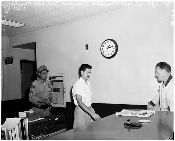 Cuban arms story, 1958