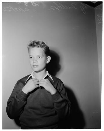 Boys Damage Suit, 1953
