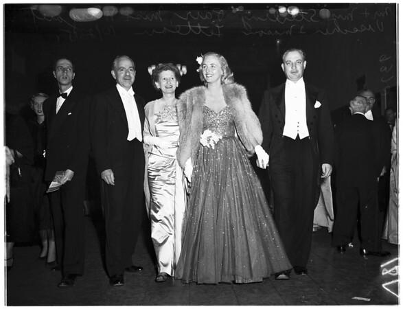 Opera at Shrine Auditorium, 1951