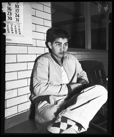 Narcotics Arrest, 1956