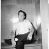 He flew too low, 1955