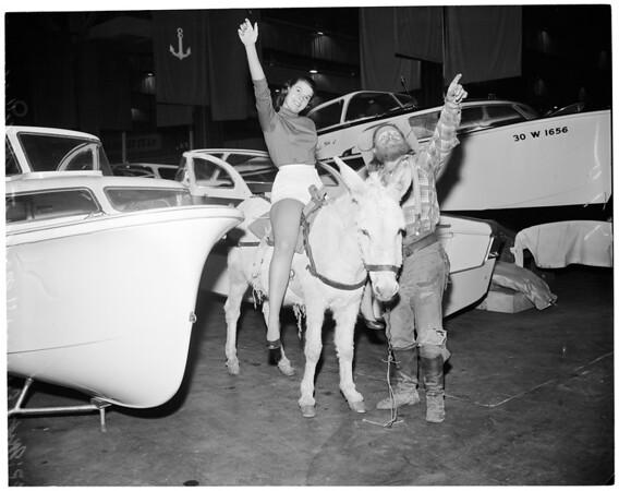 Sportsman show, 1957