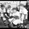 Baseball -- Little League, 1958