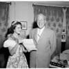 Wisteria Vine Queen, 1954
