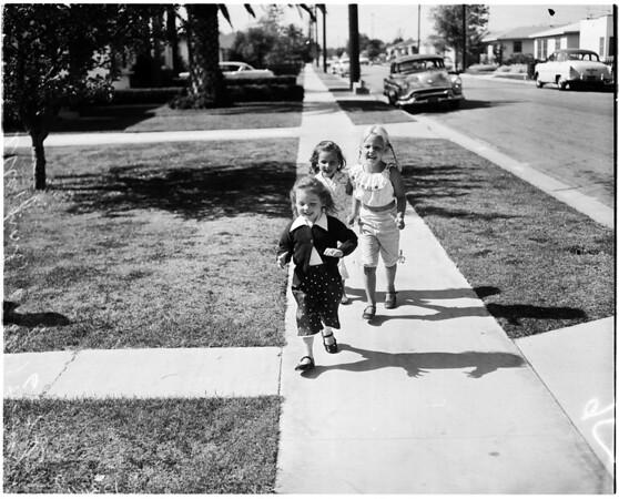 Suzie Benas, 1958