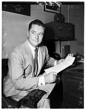 Tim Holt, 1951
