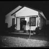 Andrew Hohn and family threatened, 1956