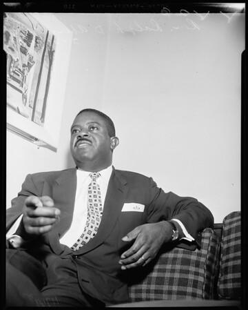 Interview , 1956