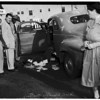 Collision at Robertson Boulevard and Cadillac Avenue, 1951