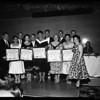 Bowling awards, 1955