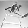 Ken Thompson (University of California, Los Angeles track star), 1957
