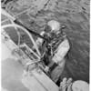 U.S. Navy Morris Dam test range (missiles), 1957
