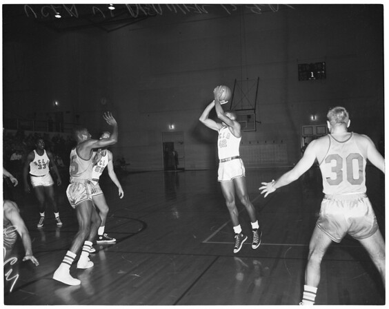 Univeristy of California, Los Angeles versus Denver, 1955