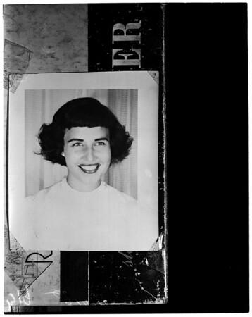 Chessman sentenced, 1954