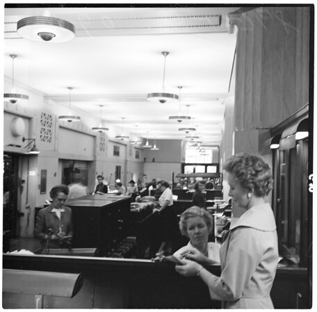 Gal banker, 1960