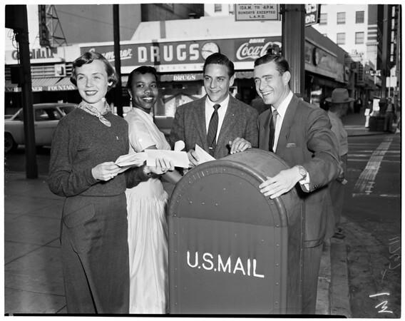 Young Republicans essay contest, 1956