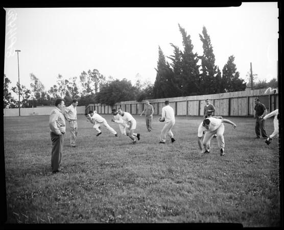 Football, 1955