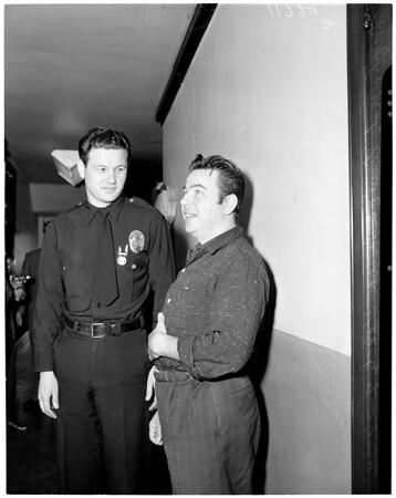Defrauding an inn keeper, 1956